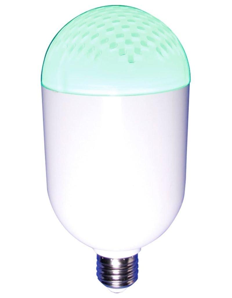 SMOOZ led lamp met muziek  E27 230V 5W RGB