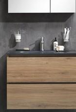 Tiger Badkamer meubelset Loft 60 cm eikenhout zwart 1644413202