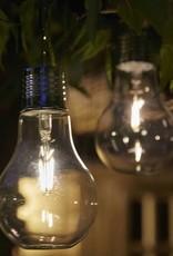 Luxform Feestverlichting voor buiten solar LED 2 st transparant