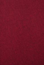 vidaXL 2-delig Bankstel stof wijnrood
