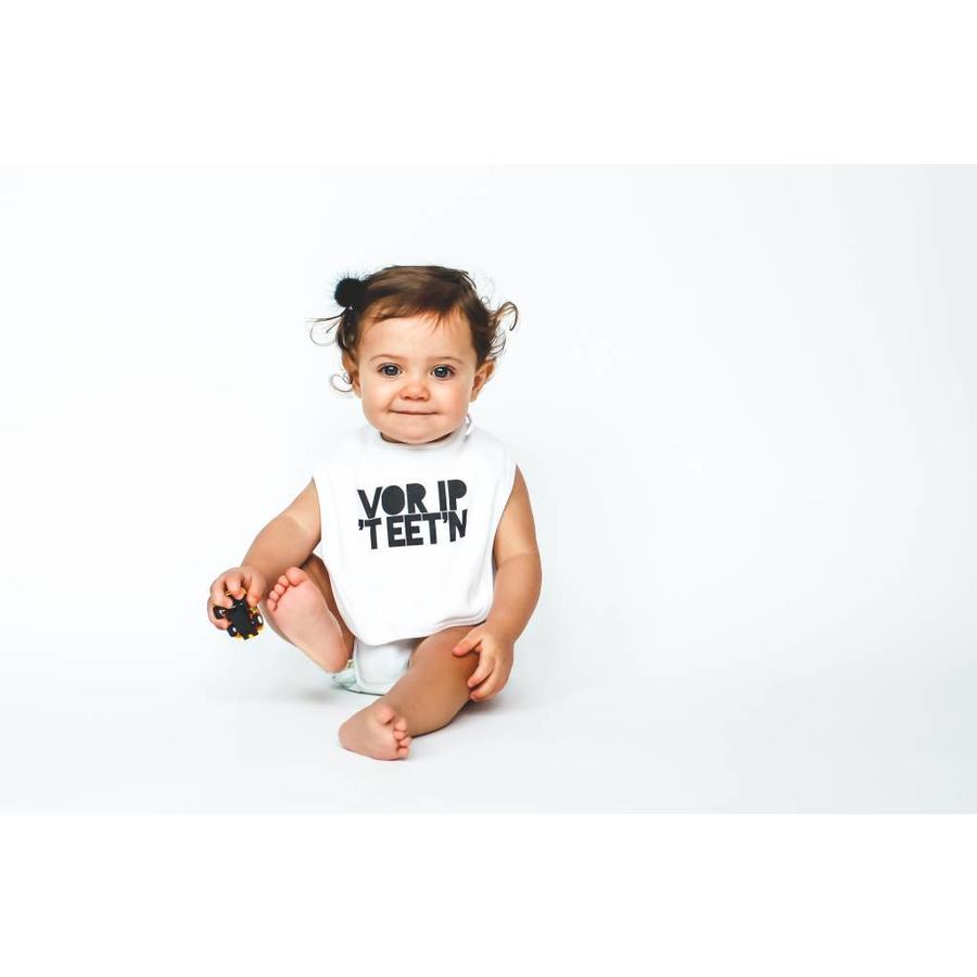 Babysetje met West-Vlaamse spreuk-3