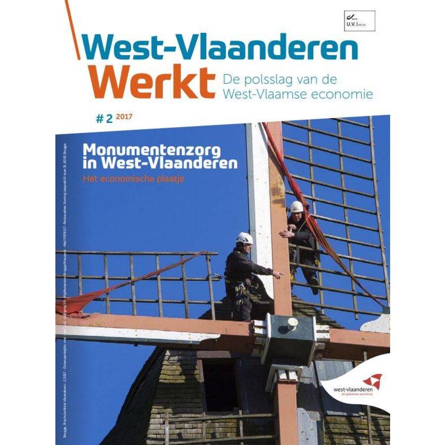 West-Vlaanderen Werkt 2017 | Nummer 2 | Monumentenzorg in West-Vlaanderen-1
