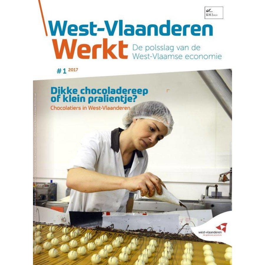 West-Vlaanderen Werkt 2017 | Nummer 1 | Dikke chocoladereep of klein pralientje-1