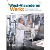 West-Vlaanderen Werkt 2016 | Nummer 2 | De tuin van eten...