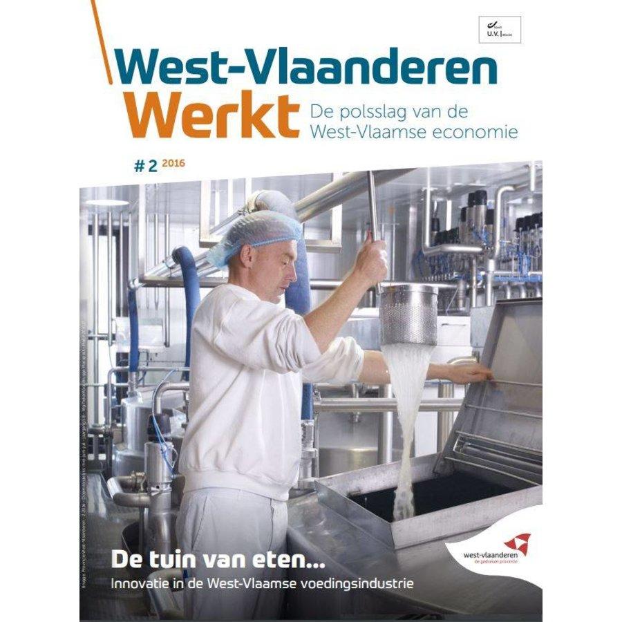 West-Vlaanderen Werkt 2016 | Nummer 2 | De tuin van eten...-1