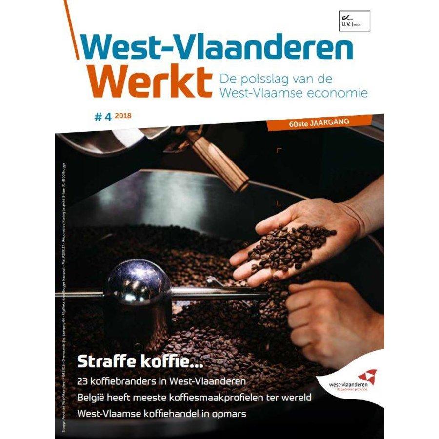 West-Vlaanderen Werkt 2018 | Nummer 4 |  Straffe koffie-1