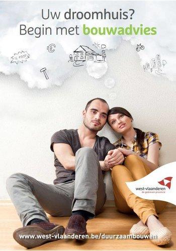 Folder 'Uw droomhuis? Begin met bouwadvies'