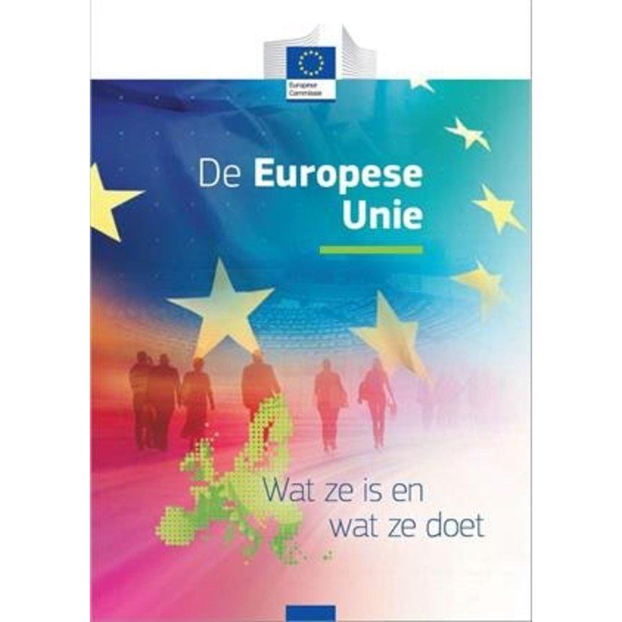 De Europese Unie - Wat ze is en wat ze doet-1