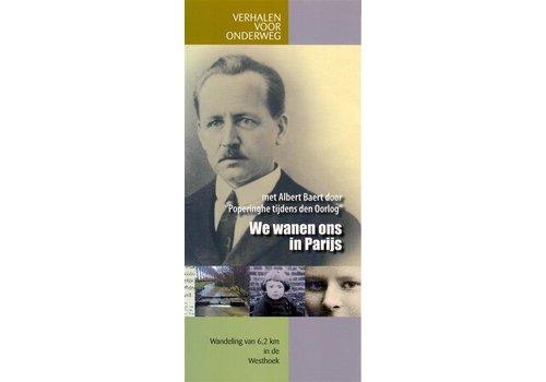 Verhalen voor onderweg - We wanen ons in Parijs