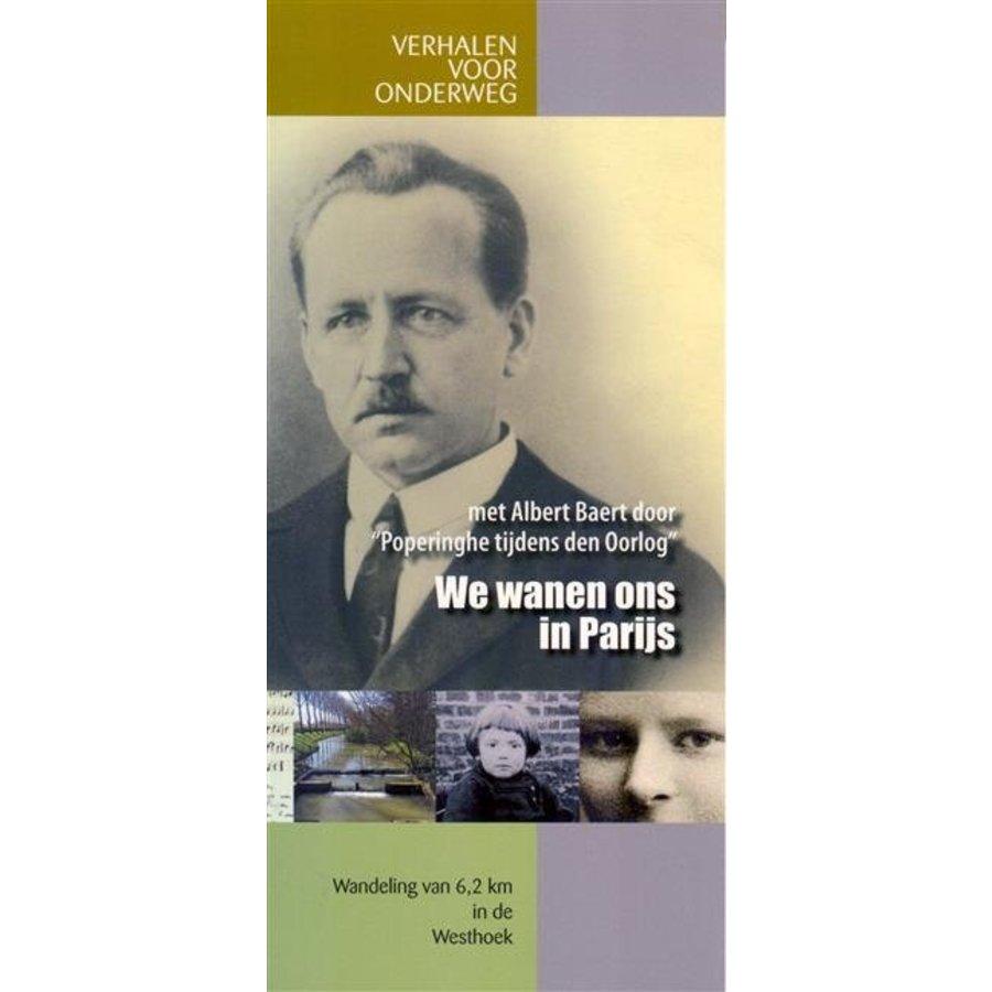 Verhalen voor onderweg - We wanen ons in Parijs-1
