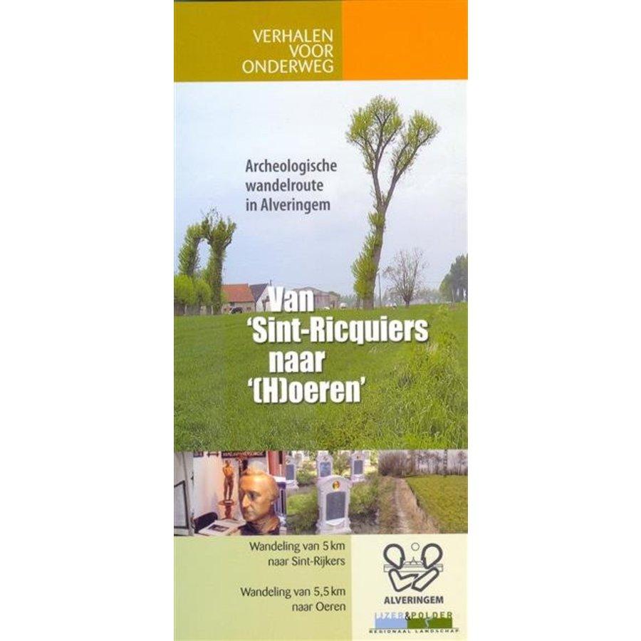 Verhalen voor onderweg - Van Sint-Ricquiers naar (H)oeren-1