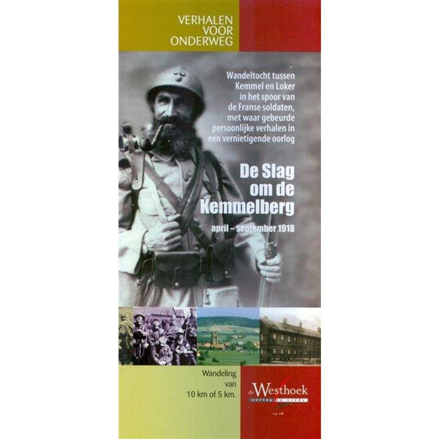Verhalen voor onderweg - De Slag om de Kemmelberg-1