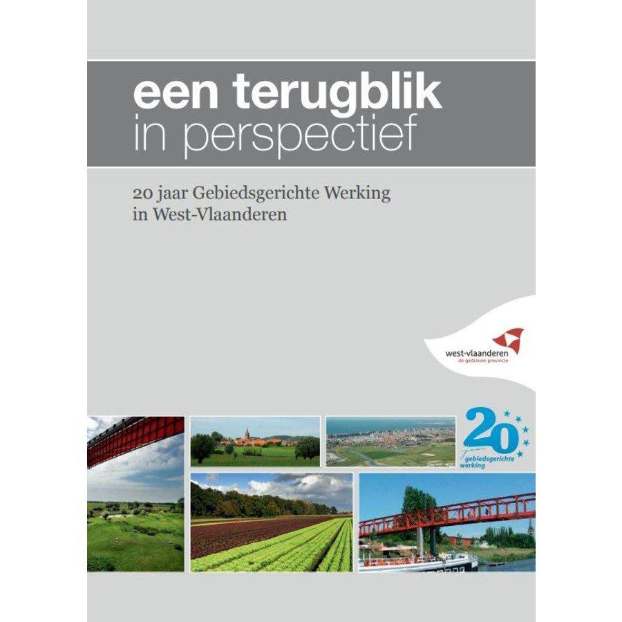 Een terugblik in perspectief - 20 jaar Gebiedsgerichte Werking in West-Vlaanderen-1