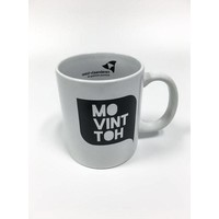 Koffiemok Wit - 'Mo vint toh'