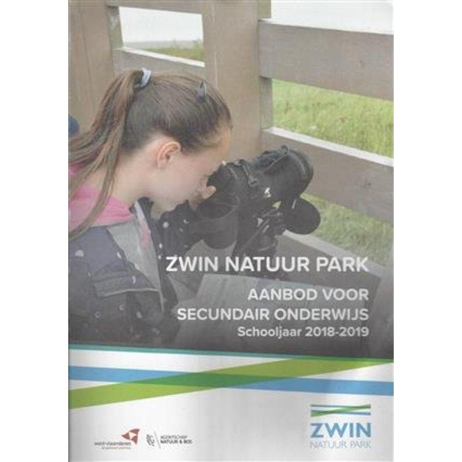 Zwin Natuur Park - aanbod voor secundair onderwijs 2018-2019-1