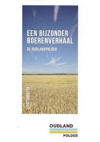 Fietskaart De Oudlandpolder
