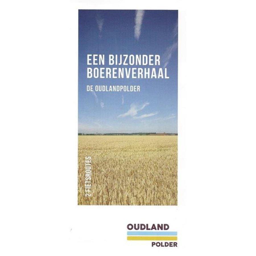 Fietskaart De Oudlandpolder-1