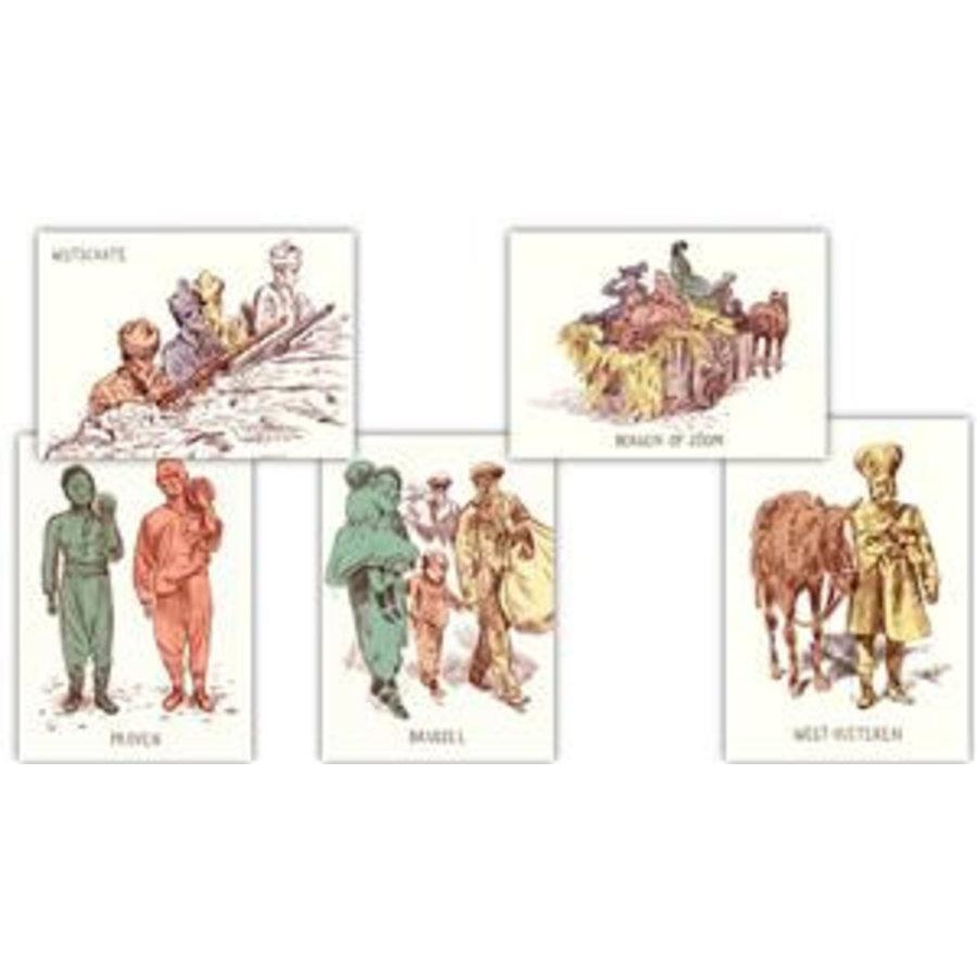 Postkaarten WOI - Secundair onderwijs-1