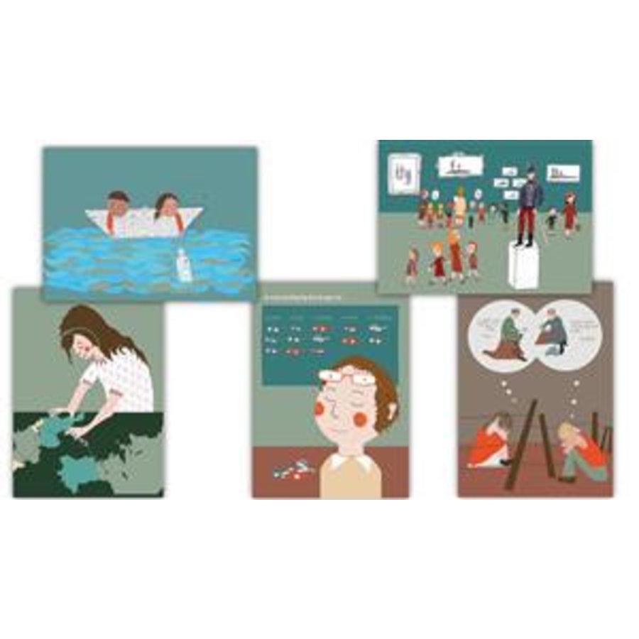 Postkaarten WOI - Basisonderwijs-1