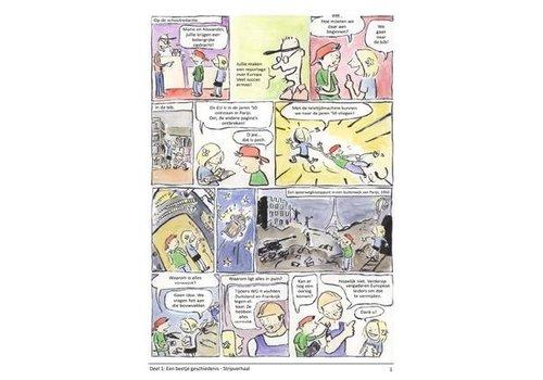 Stripverhaal 'Eureka Europa'