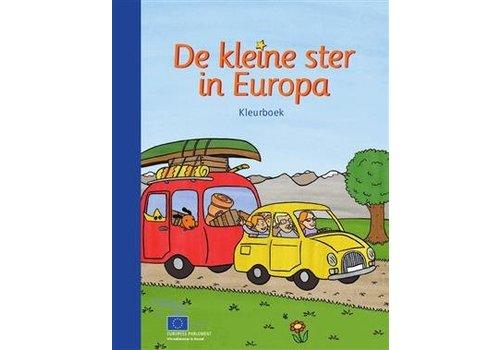 Kleurboek 'De kleine ster van Europa'