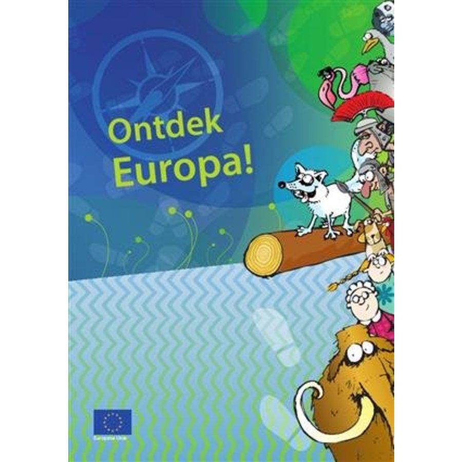 Ontdek Europa - Basisonderwijs-1