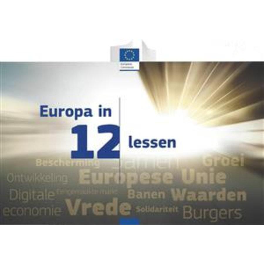 Europa in 12 lessen-1