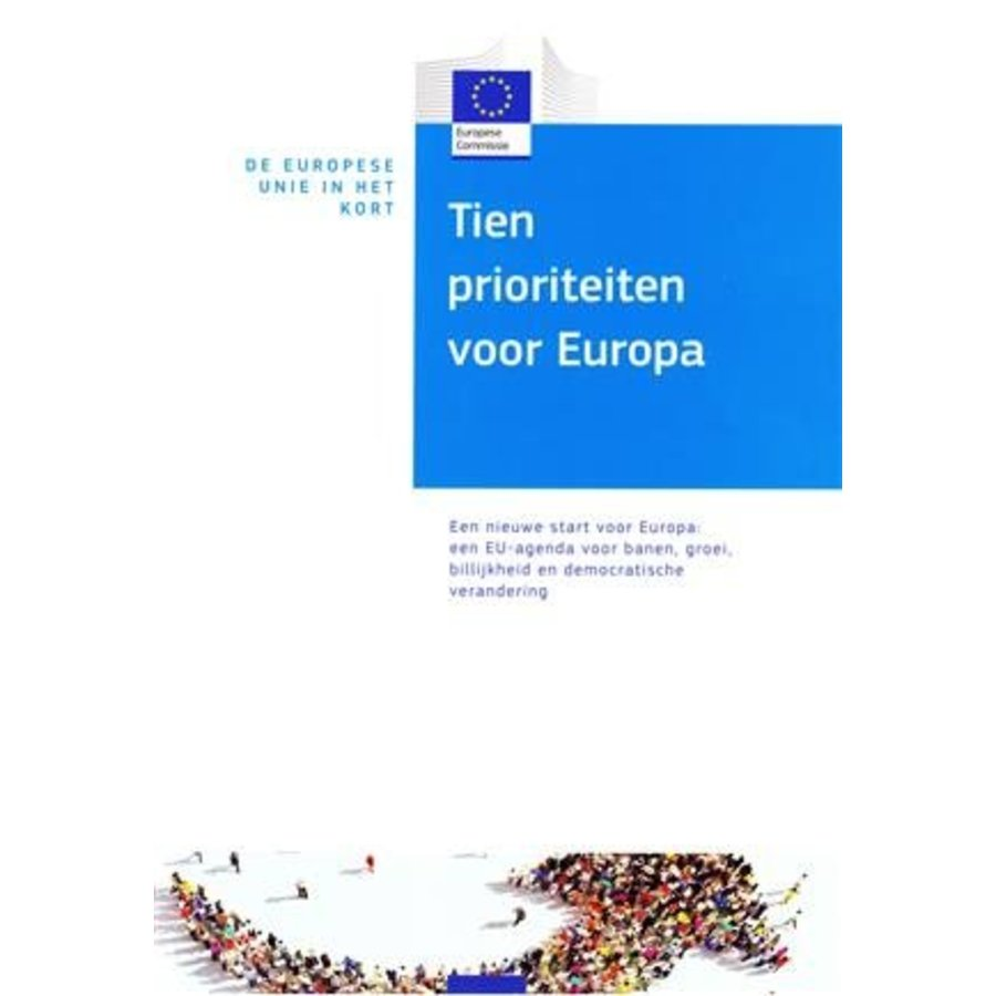 De EU in het kort - Tien prioriteiten voor Europa-1