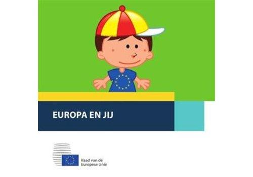 Europa en jij (Kinderboek)