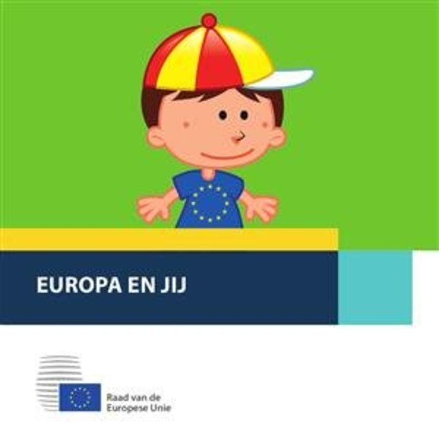 Europa en jij (Kinderboek)-1