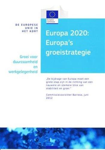De EU in het kort - Europa 2020: Europa's groeistrategie