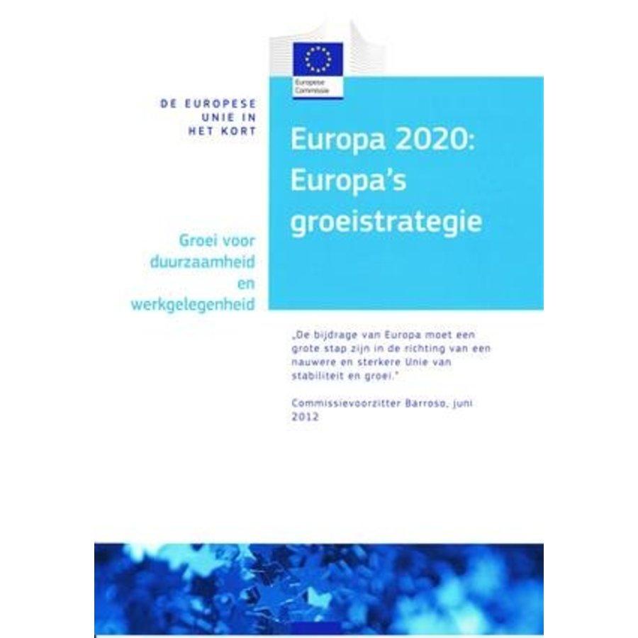 De EU in het kort - Europa 2020: Europa's groeistrategie-1