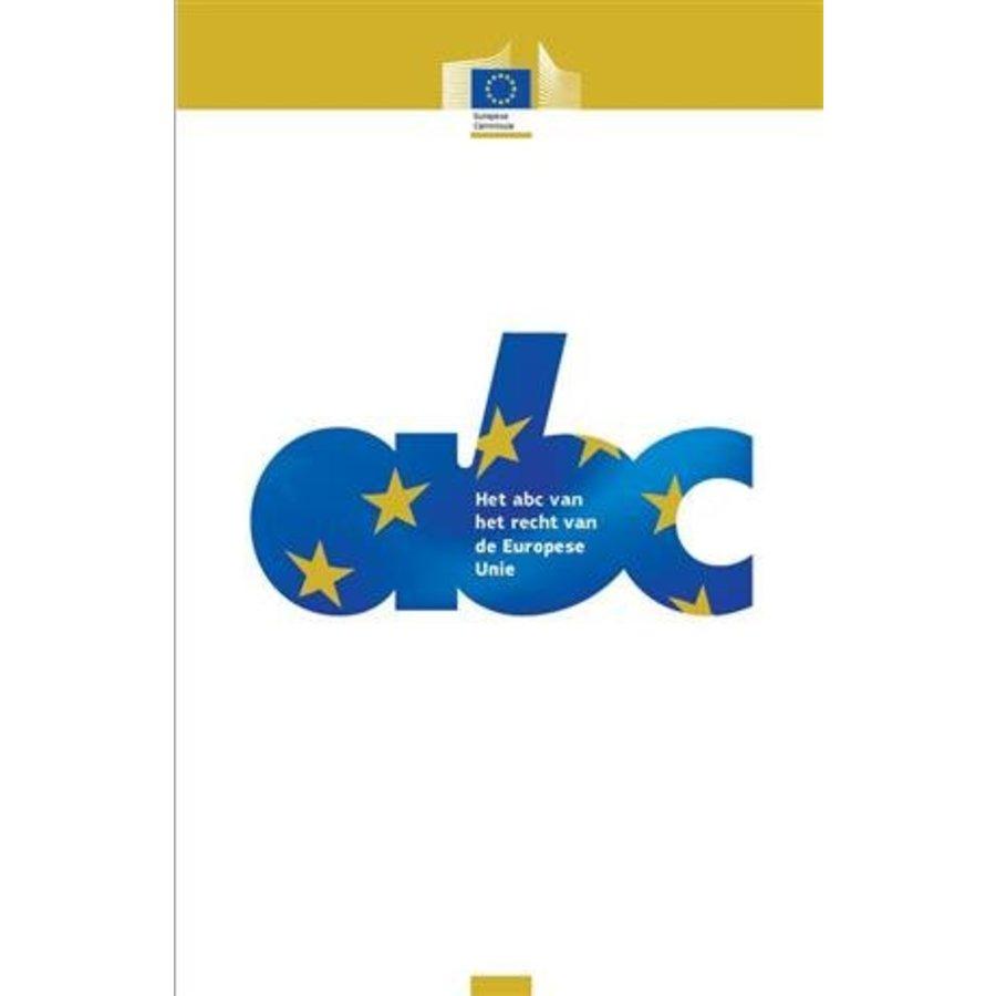 Het ABC van het recht van de Europese Unie-1