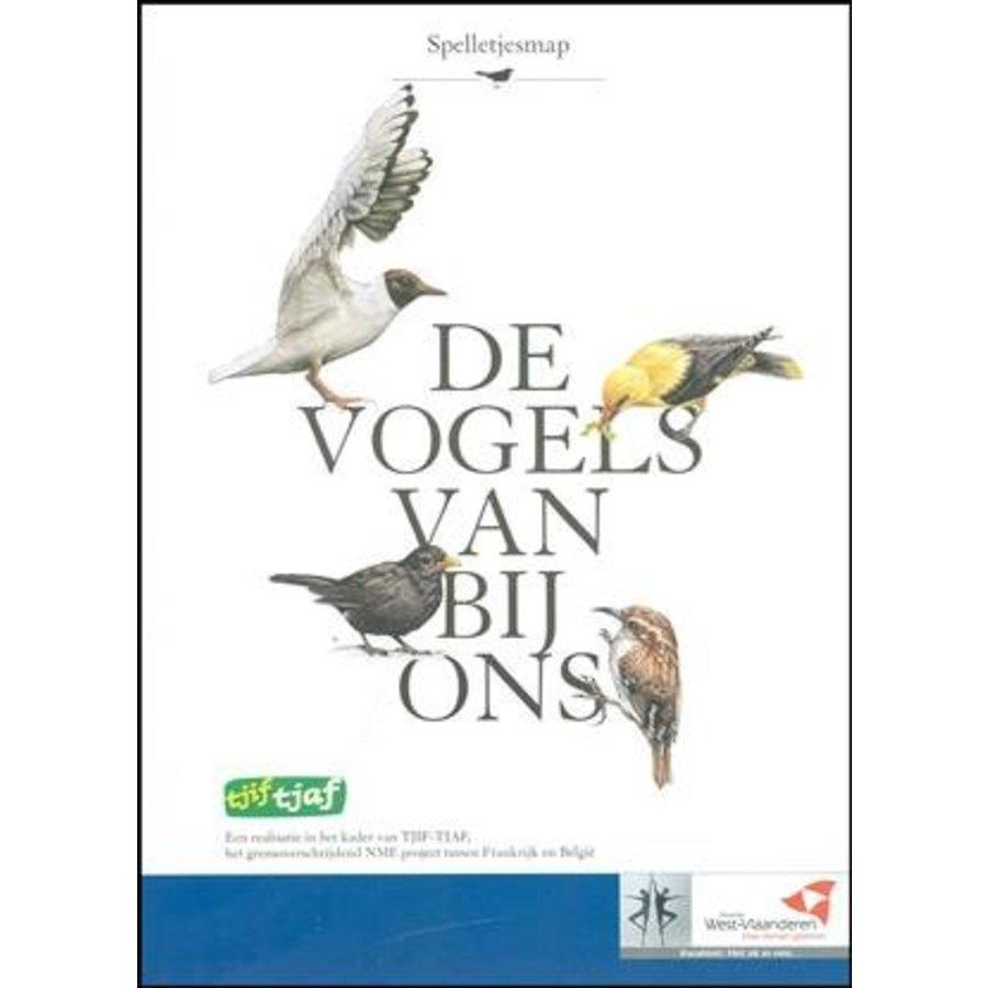 Spelletjesmap 'De vogels van bij ons'-1