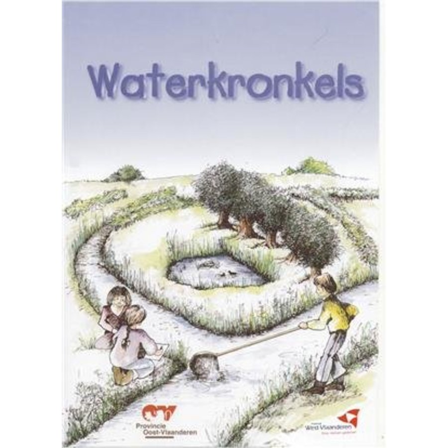 Waterkronkels - Veldwerkprojecten rond water-1