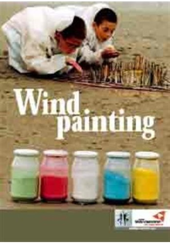 Educatief pakket 'Windpainting'