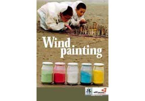 Educatief pakket 'Windpainting'