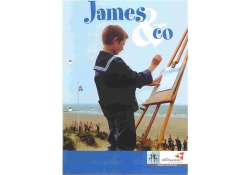Educatief pakket 'James en Co'