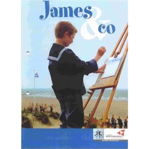Educatief pakket 'James en Co'