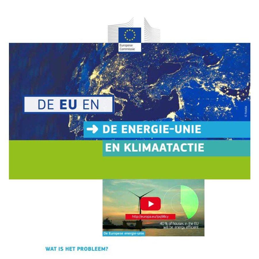 De EU en de energie-unie en klimaatactie-1
