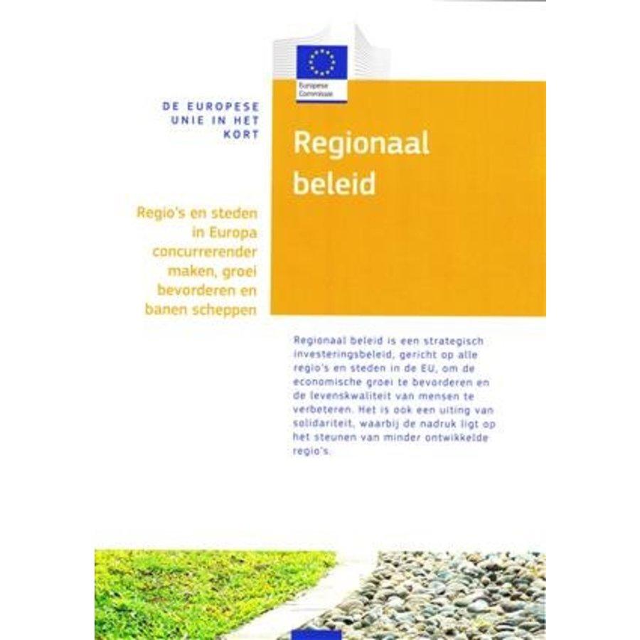 De EU in het kort - Regionaal beleid-1