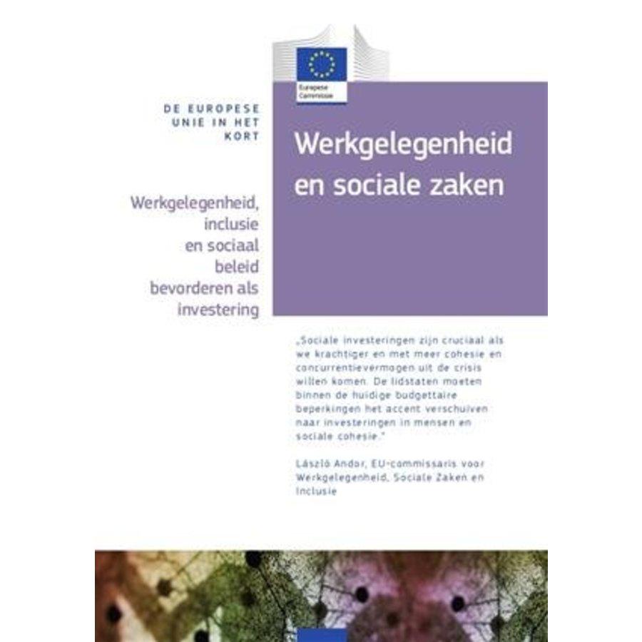 De EU in het kort - Werkgelegenheid en sociale zaken-1