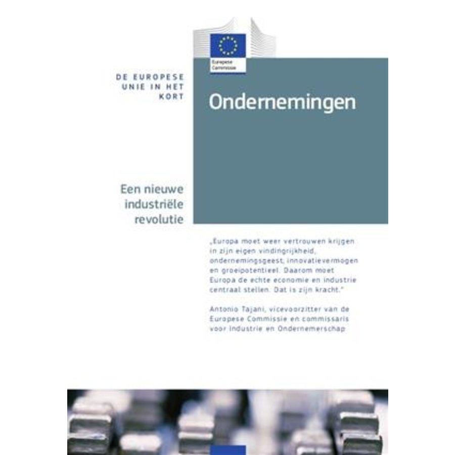 De EU in het kort - Ondernemingen-1