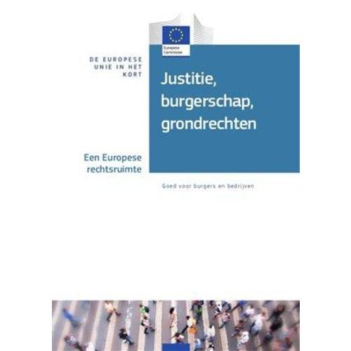 De EU in het kort - Justitie, burgerschap, grondrechten