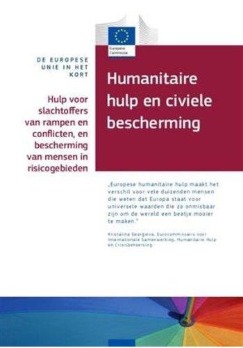 De EU in het kort - Humanitaire hulp en civiele bescherming
