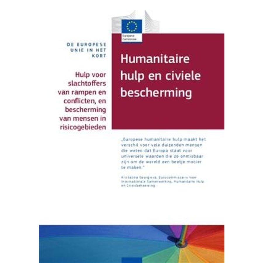 De EU in het kort - Humanitaire hulp en civiele bescherming-1