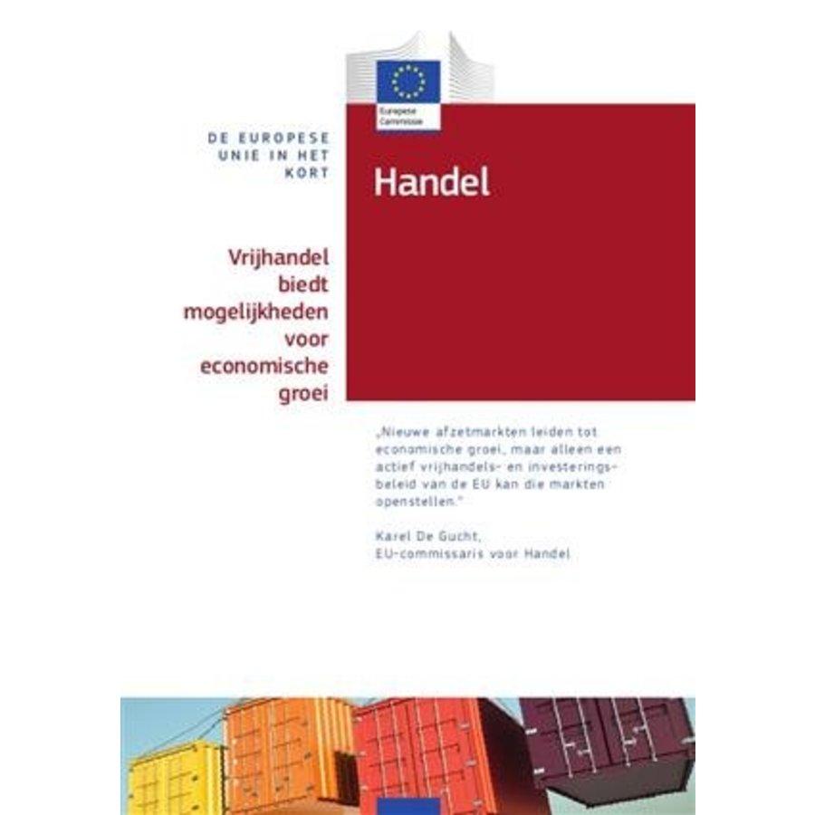 De EU in het kort - Handel-1