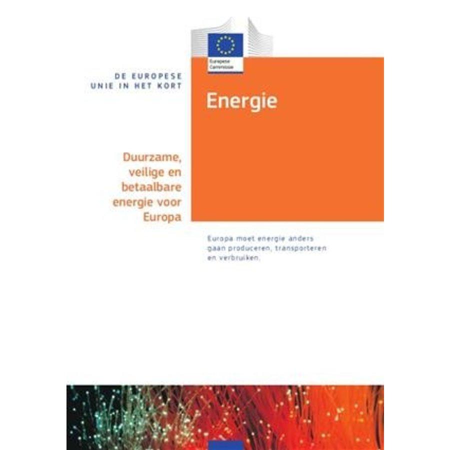 De EU in het kort - Energie-1