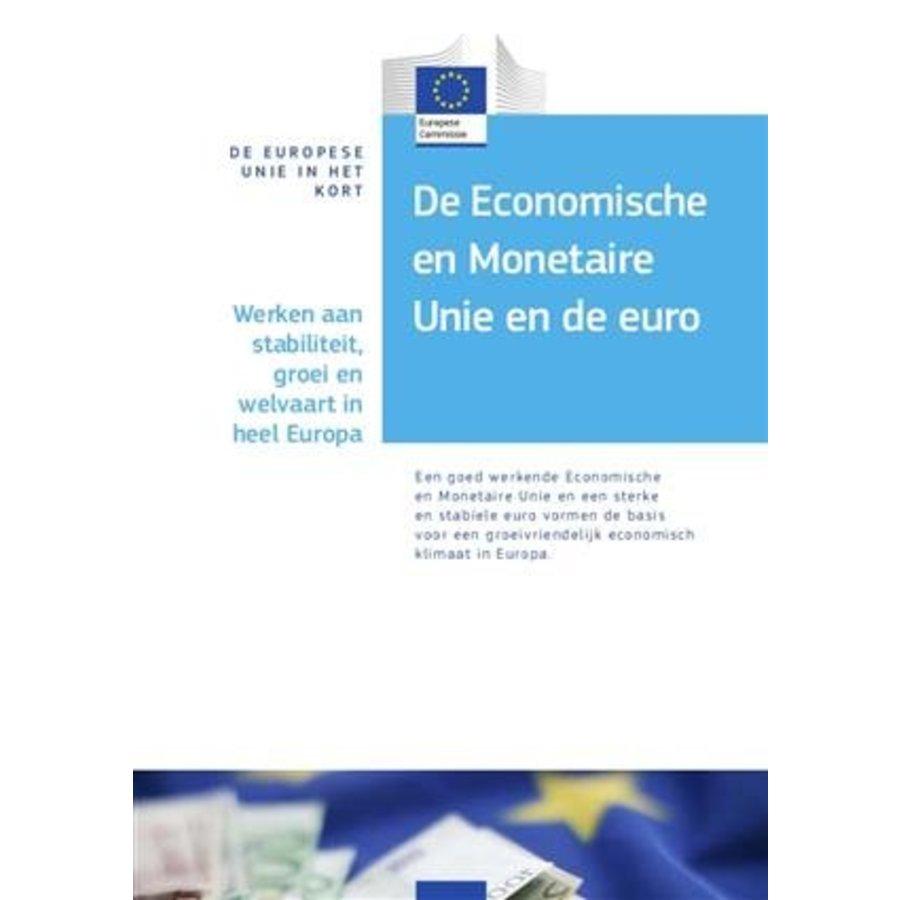 De EU in het kort - De Economische en Monetaire Unie en de euro-1