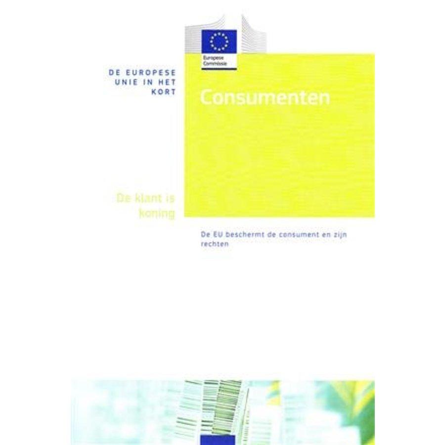 De EU in het kort - Consumenten-1